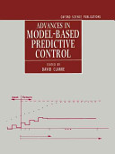 Advances in Model-based Predictive Control