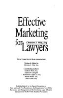 Effective Marketing For Lawyers