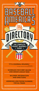Baseball America s Dictionary 1996