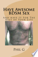 Have Awesome BDSM Sex