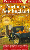 Frommer s Northern New England