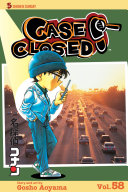 Case Closed, Vol. 58 : comatose in a hospital, her...