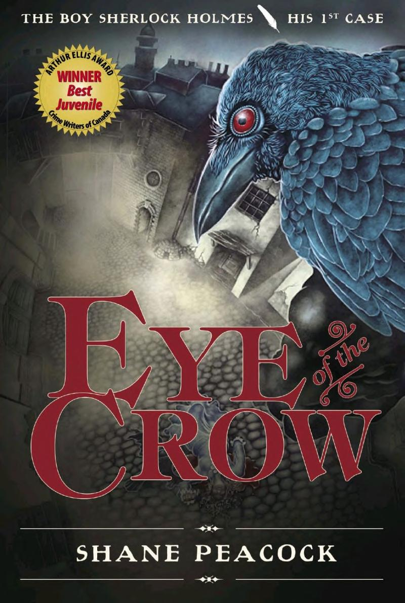 Eye of the Crow a misfit. His highborn mother is the