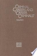 Ebook Criminal Careers and