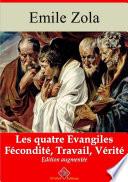 Les quatre Evangiles  Les 3 volumes   F  condit    Travail  V  rit