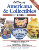Warman s Americana   Collectibles Book PDF