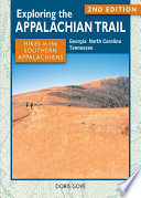 Exploring the Appalachian Trail  Hikes in the Southern Appalachians