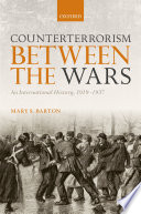 Counterterrorism Between the Wars Book PDF
