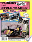Walneck S Classic Cycle Trader April 1993