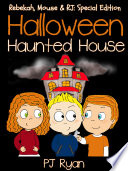 Halloween Haunted House Rebekah Mouse Rj Special Edition