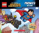 Lego DC Super Heroes Phonics Set
