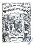 Möllers Deutsche Gärtner-Zeitung