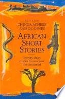 African Short Stories 1960 And 1985