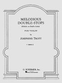 Melodious Double stops