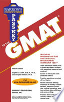 Barron s Pass Key to the GMAT  Graduate Management Admission Test