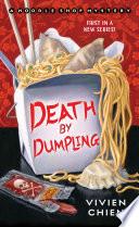 Death by Dumpling Book PDF