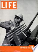 18 sept. 1939
