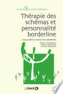 Thérapie des schémas et personnalité borderline