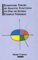 download ebook elementary theory of analytic functions of one or several complex variables pdf epub