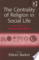 The Centrality of Religion in Social Life