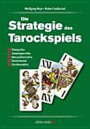 """Die"" Strategie des Tarockspiels"