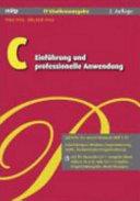 C und C++ für Embedded Systems