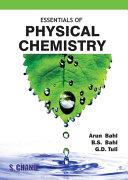 Essential Of Physical Chemistry  M E