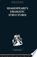 Shakespeare s Dramatic Structures