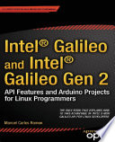 Intel Galileo and Intel Galileo Gen 2