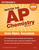 Peterson s Master AP Chemistry