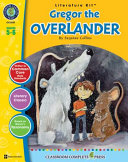 download ebook a literature kit for gregor the overlander by suzanne collins pdf epub