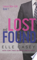 Love in New York  Book 1  Lost and Found  Book PDF