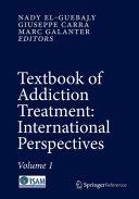 Textbook Of Addiction Treatment International Perspectives