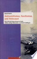 Antisemitismus, Faschismus und Holocaust