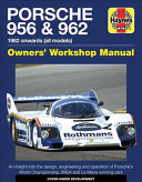 Porsche 956   962 Owner s Workshop Manual