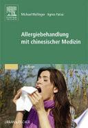 Allergiebehandlung mit chinesischer Medizin