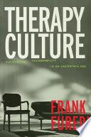 Therapy Culture Cultivating Vu