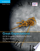 GCSE English Literature for AQA Great Expectations Student Book