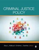 download ebook criminal justice policy pdf epub