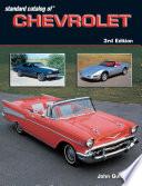 Standard Catalog of Chevrolet 1912 2003