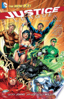 Justice League Vol  1  Origin  The New 52