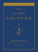 The Last Lecture Pdf/ePub eBook