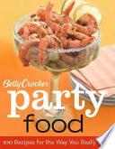 Betty Crocker Party Food