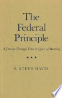 The Federal Principle