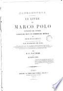 Le Livre de Marco Polo, 2