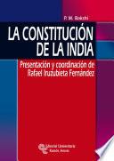 La Constituci  n de la India