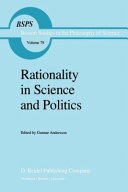 Rationality in Science and Politics