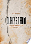 Dilthey S Dream