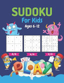 Sudoku For Kids Ages 6 12
