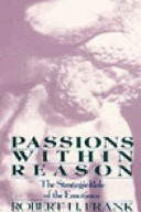 Passions Within Reason book